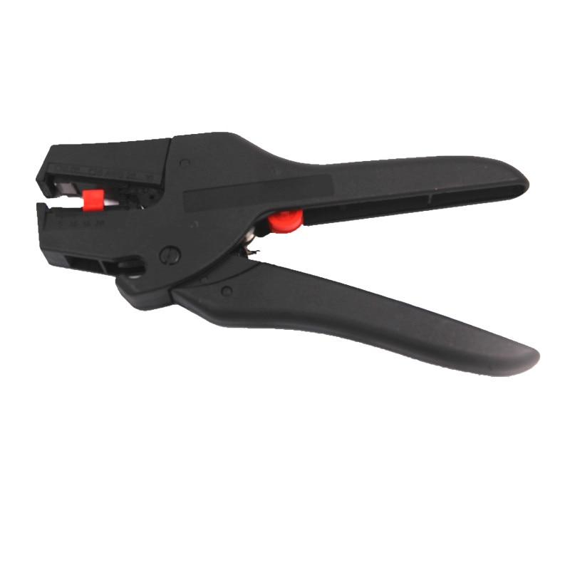 Fs-d3 Selbsteinstellenden Isolation Abisolierzange Bereich 0,08-6mm2 Mit Hoher Qualität Abisolieren Cutter Bereich 0,08-2,5mm Flache Nos Handwerkzeuge Werkzeuge
