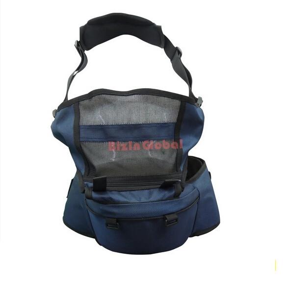 Infant Baby Hip Seat Hugger Carrier for Toddler Belt Sling (3)