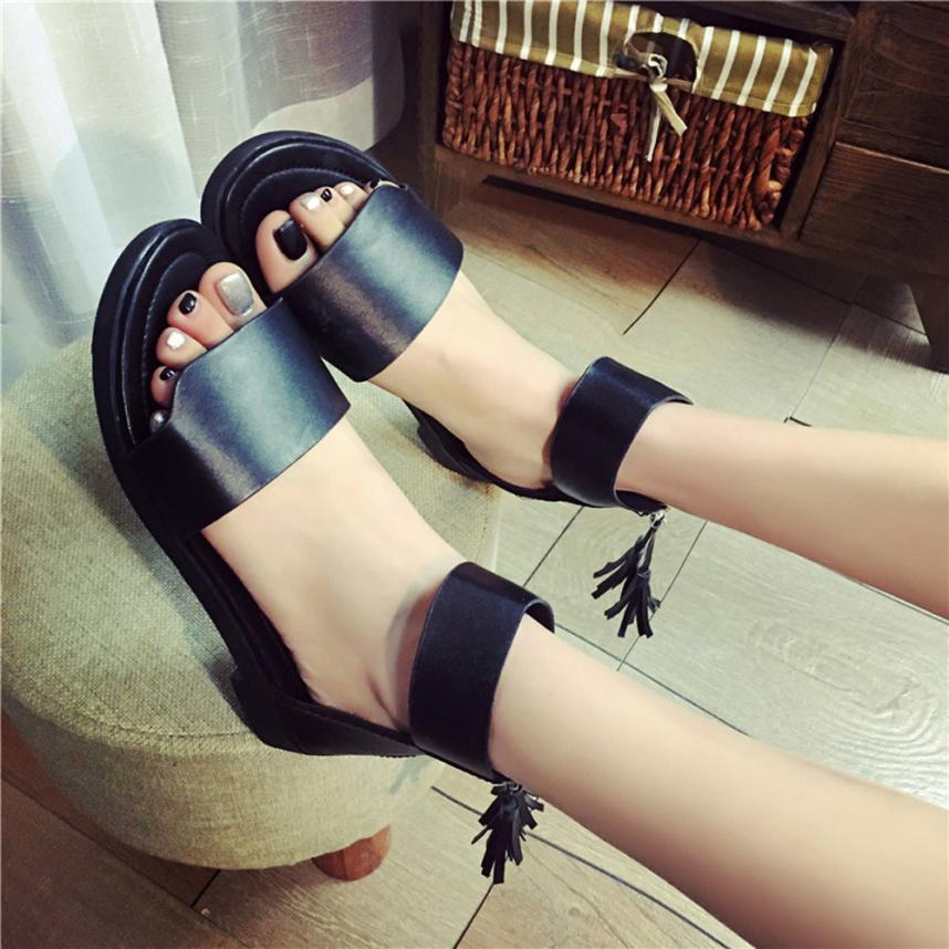 2017 New Summer Women Sandals Flat Fashion Sandals Comfortable Ladies Shoes Casual Shose Woman chaussure femme zapatos mujer weweya 2017 summer candy colors ladies flats fashion pointed toe shoes woman new flat shoes women plus size chaussure femme