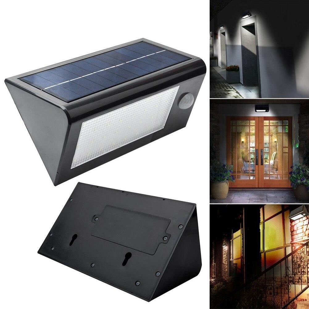 TSLEEN Waterproof 3.5W Solar Powered Motion Sensor 32LED Light Villa ... for Light Gate Sensor  34eri