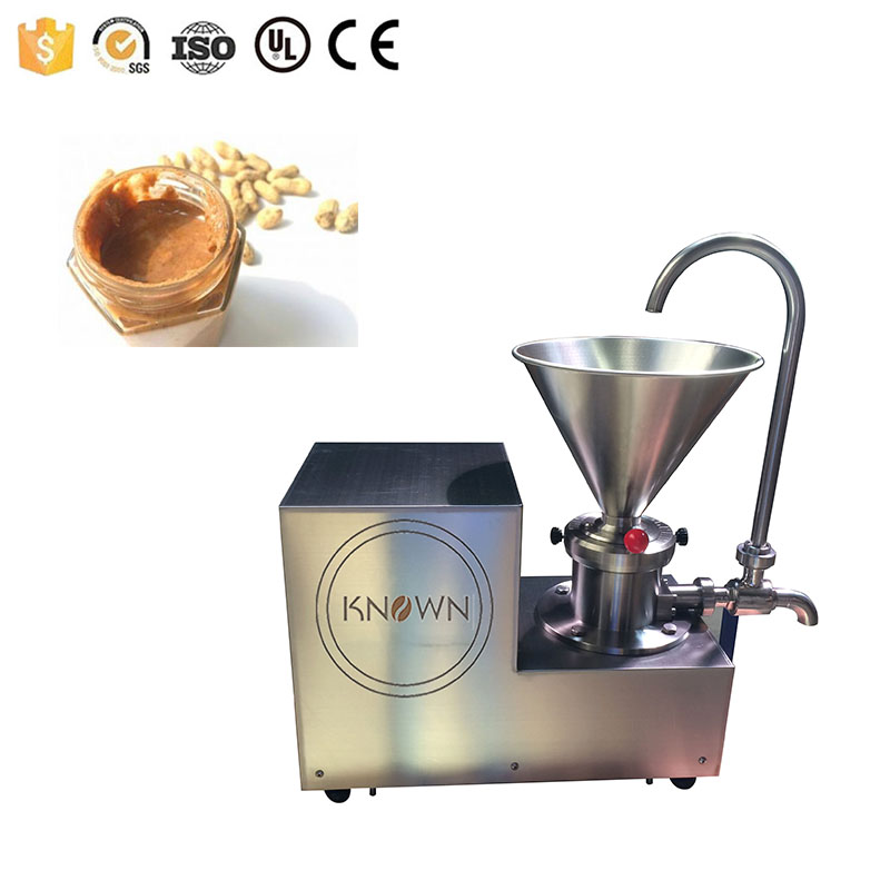 New design food and pharmaceutical processing colloid milling machine/colloid mill stainless steel cocoa nut colloid mill Мельница
