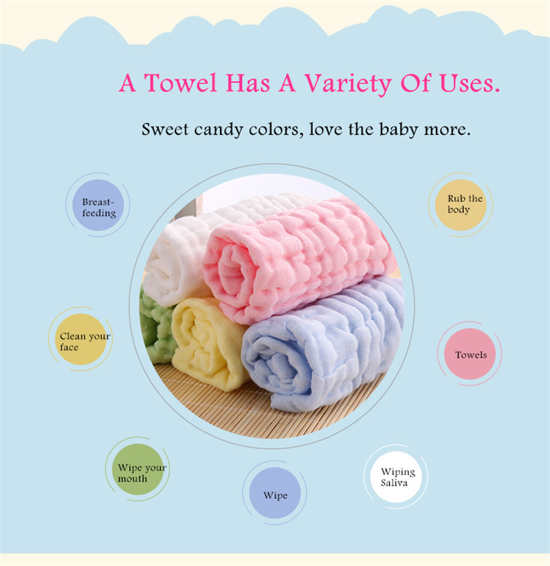 Cotton Baby Towel 13