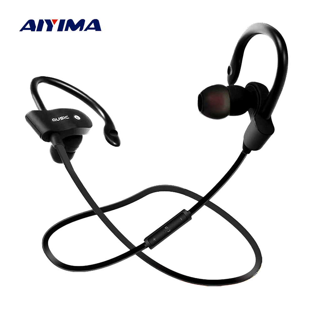 AIYIMA Wireless Bluetooth Earphones Headset Audifonos Bluetooth Sport Gaming Headsets Auriculares Con Microfono In-ear Ecouteurs