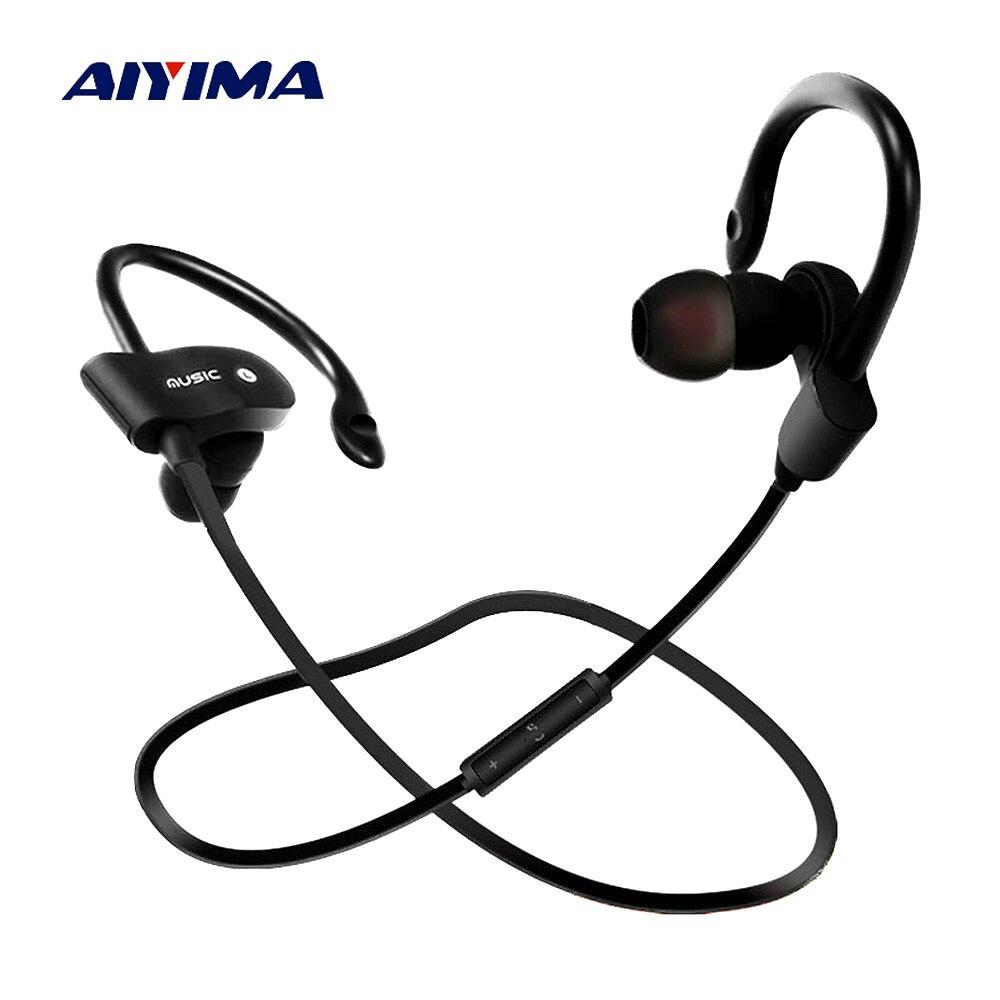 AIYIMA Auricolari Bluetooth Senza Fili Auricolare Audifonos Bluetooth Sport Cuffie Cuffie Gaming Cuffie Con Microfono In-Ear Ecouteurs