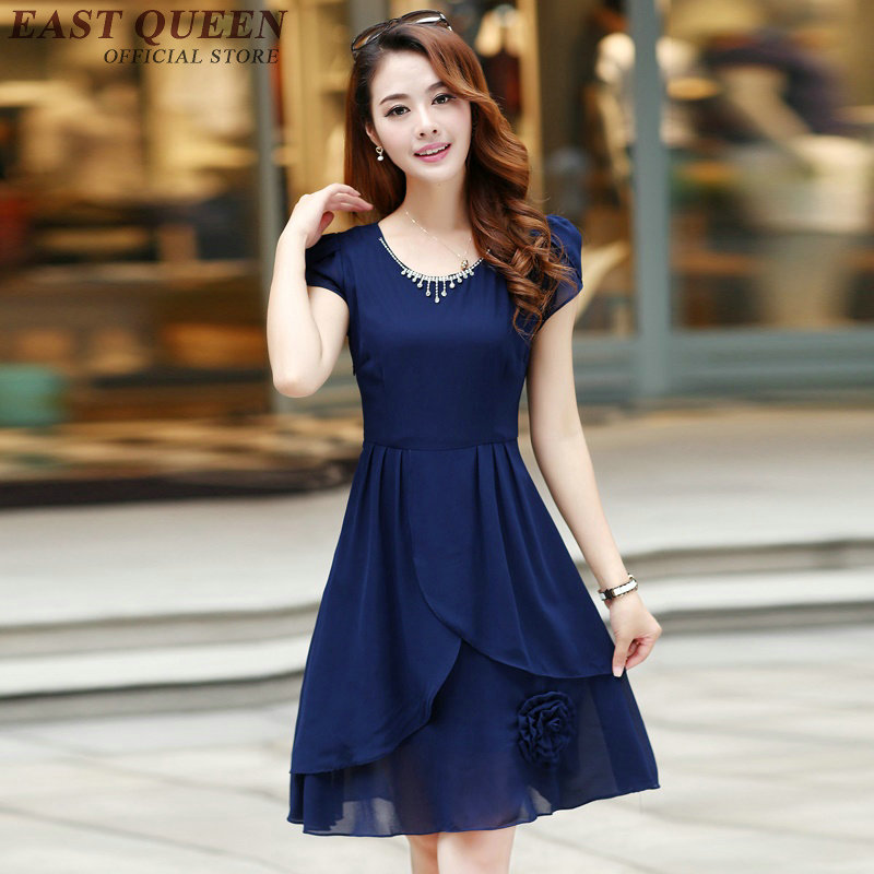 Popular Dresses Middle Aged Women-Buy Cheap Dresses Middle Aged ...
