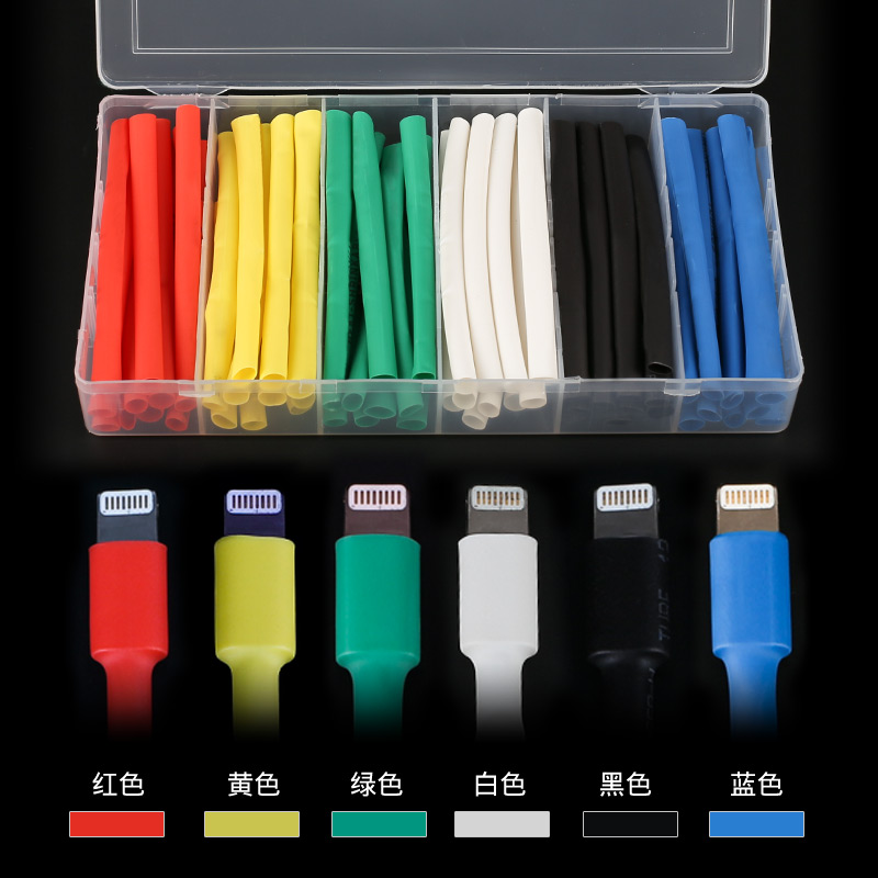 1M Colorful USB Cable Protector Management Data Line Organizer Clip Protetor De Cabo Cable Protector For iPhone 5 5s 6 6s iPad купить недорого в Москве