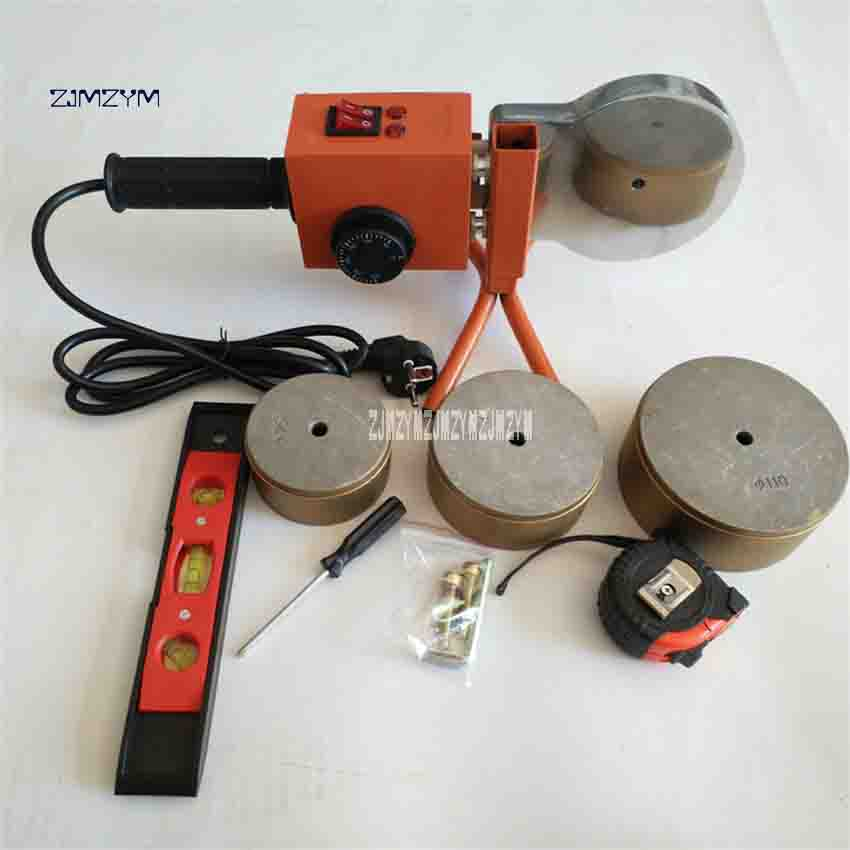 Фотография New Arrival Tool Parts 75-110 High-quality Hot Fuser Double-temperature Control 1500W High-power Welding Tools 220V 0-300 Degree