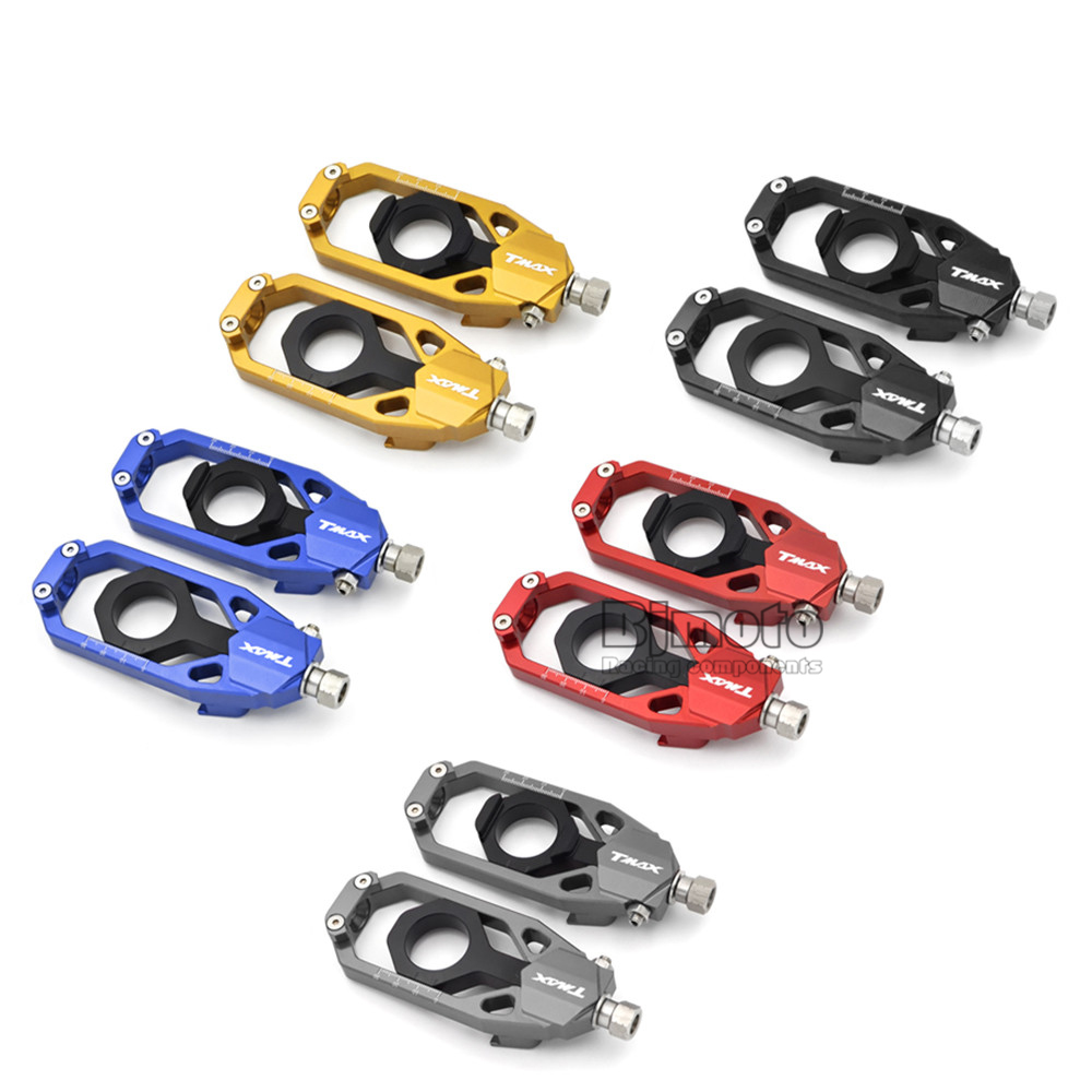 Chain Adjusters Tensioners Catena For Yamaha Tmax 530 (15)