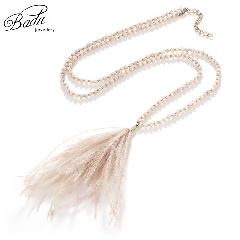 Pearl Ribbon Choker Jewelry Gifts DIY Collar Necklace Long Sweater Chain