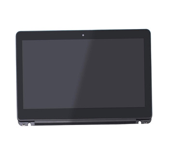 "For HP Chromebook 11-v010nr 11-v000na LED LCD Touch Screen with Frame Assembly 11.6"" HD 1366 x 768"