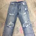 Ropa de diseño kanye west hombres jeans rockstar justin bieber botines cremallera flaco ripped destruido vaqueros masticate temor de dios