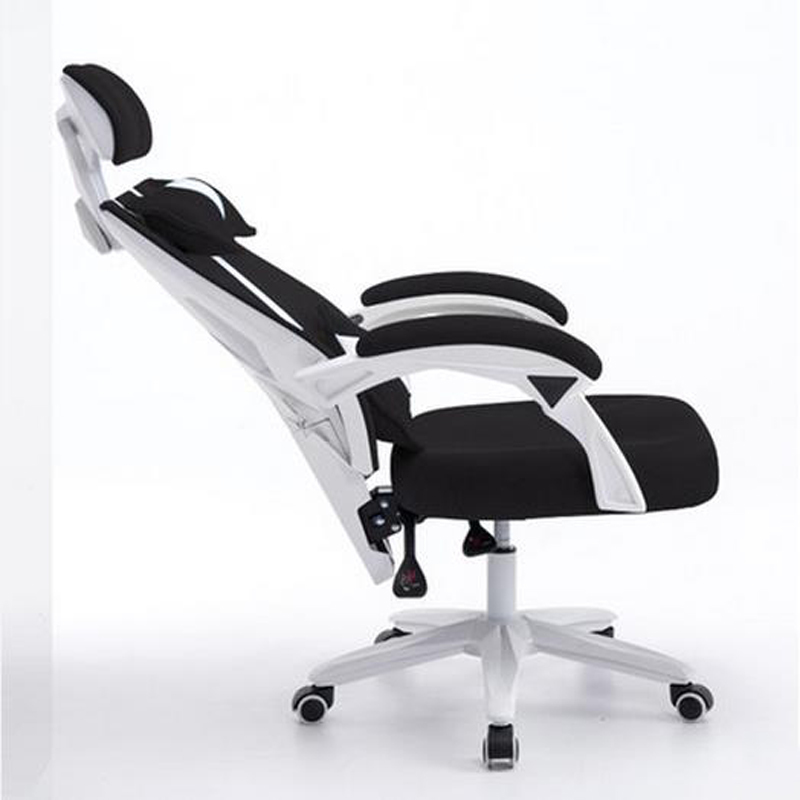 240337/Ergonomic Chair/Quality PU wheel/Household Office Chair/Computer Chair/3D thick cushion/High breathable mesh 240311 high quality pu leather computer chair stereo thicker cushion household office chair steel handrails
