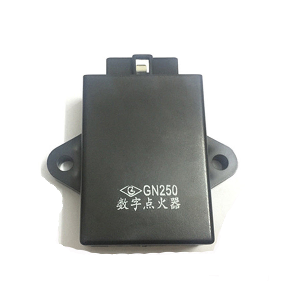 High Quality Racing Modified CDI For SUZUKI GN250 GN 250 Loncin 300 ATV-300 CDI Digital Ignition Control Module UNIT 6 pins plug