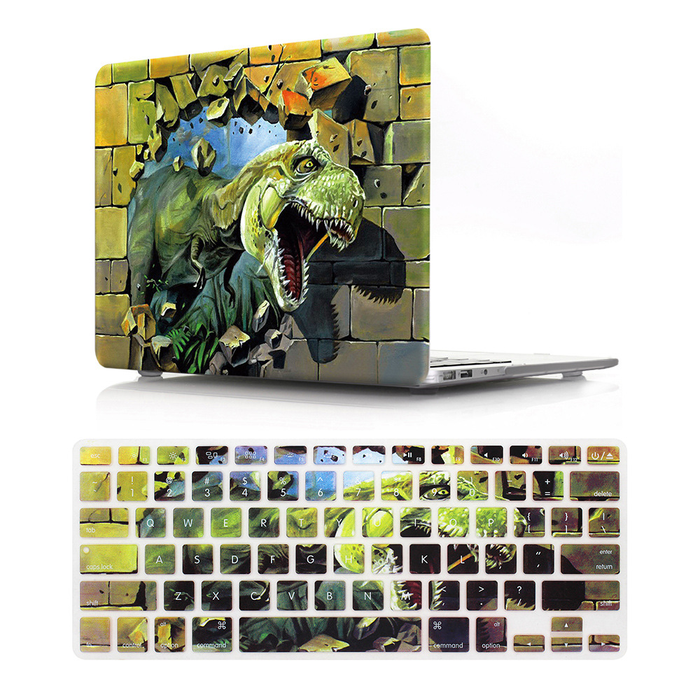 HD Pattern Hard Case for MacBook 47
