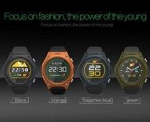 2016หรูหราสมาร์ทนาฬิกาบลูทูธQ8 MTK2502C S Mart W Atchอัตราการเต้นหัวใจP AssometerติดตามกิจกรรมเวลากีฬานาฬิกาสำหรับIOS A Ndroid