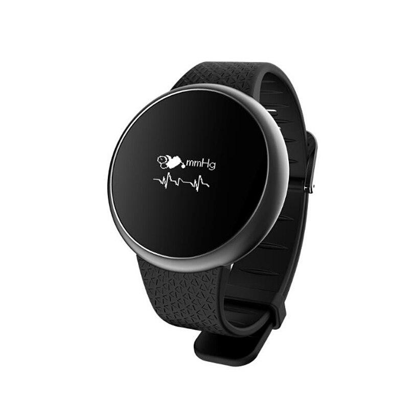 Sport Men Smart Watch Bluetooth Heart Rate Monitor Blood Prssure Waterproof Smartwatch Fitness Tracker For Android IOS Phone zaoyiexport bluetooth f69 smart watch ip68 fitness tracker heart rate monitor smartwatch for iphone xiaomi android pk gt08 dz09