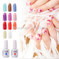 Arte Clavo 15ml  Nail Gel Colors Choose Any 10 Colors Nail Salon Set Led Lamp UV Gel Nail Polish