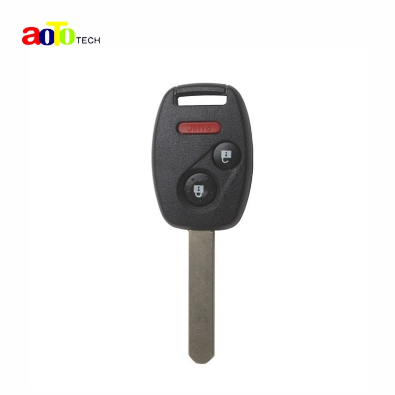 2005 2007 for Honda Remote Key 2 1 Button and Chip Separate ID 48 433 MHZ