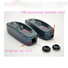2pcs/lot Black single-switch with light switch wiring midway on-line button 10A sent through the coil GW320
