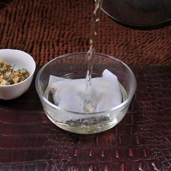 Sachets de thé 100 Pcs/Lot vide parfumé cordon pochette sac 5*7CM joint filtre cuire herbe épices en vrac café poches outils 2