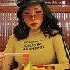 Heyouthoney 2018 Fashion Spring Women Letter Print Long Sleeve Harajuku T Shirt Tee Turtleneck Tshirt Mujer