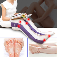 Electric heating kneepad heated thermal the leg massage device knee pain relief belt for sale free shipping