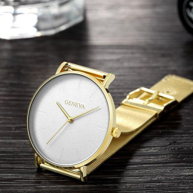 Women Watches Bayan Kol Saati Fashion Rose Gold Silver Ladies Watch For Women reloj mujer saat relogio zegarek damski часы женск 4