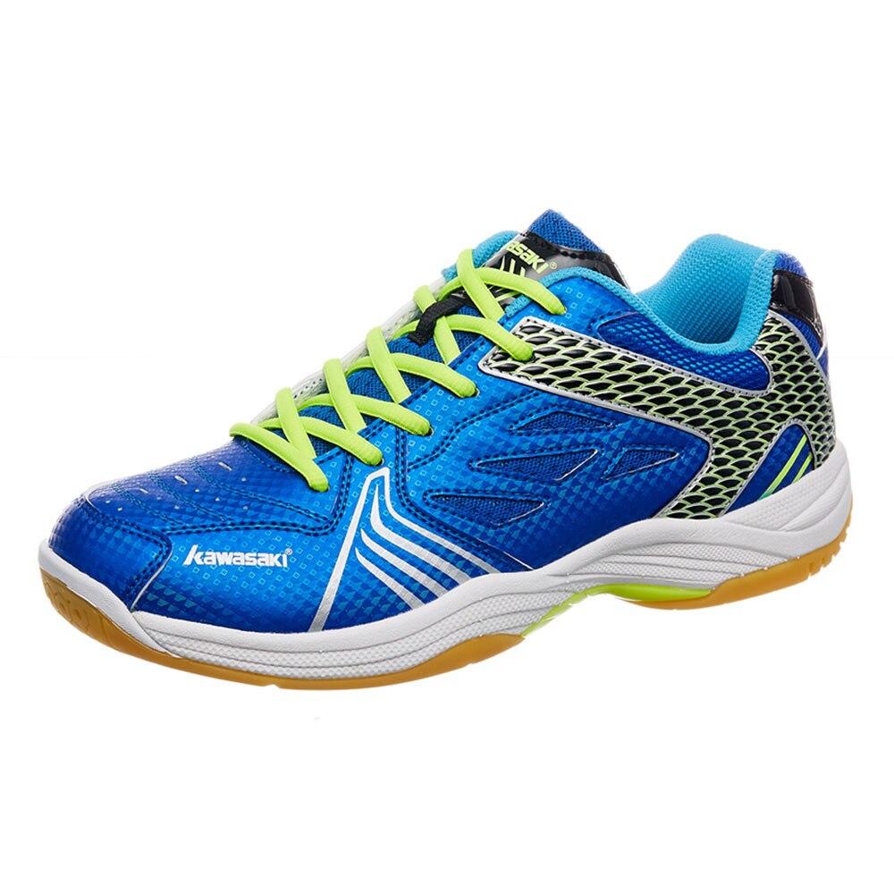 2018 Kawasaki Badminton Shoes Wear-resistant Rubber Anti-Torsion Indoor Court Sports Shoe for Men Women Sneakers K-071