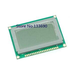 12864 128*64 128x64 dots mg12864-19 Gray dimensions 75x55 mm lcd display screen FSTN ks0107 ks0108 compatible with VG12864X