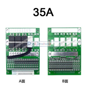 Image 2 - DYKB batería de litio LiFePO4 6S  13S 35A 50A 80A w, protección de la batería de litio 24V 36V 48V 7S 8S 10S 12S, herramienta eléctrica ups