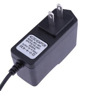 "Image 5 - ALLOYSEED שלילי מוט 9V 300mA האיחוד האירופי ארה""ב AU AC כדי DC כוח מתאם ממיר 5.5*2.5mm מרכז קוטב שלילי של 5.5*2.1mm תקע"