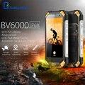 """Blackview BV6000 4500 мач IP68 tri-доказательство 4 Г Смартфон Android 6.0 окта-ядерный 2.0 ГГц MT6755 3 ГБ + 32 ГБ 13.0MP 4.7 """"GPS NFC Мобильный Телефон"""