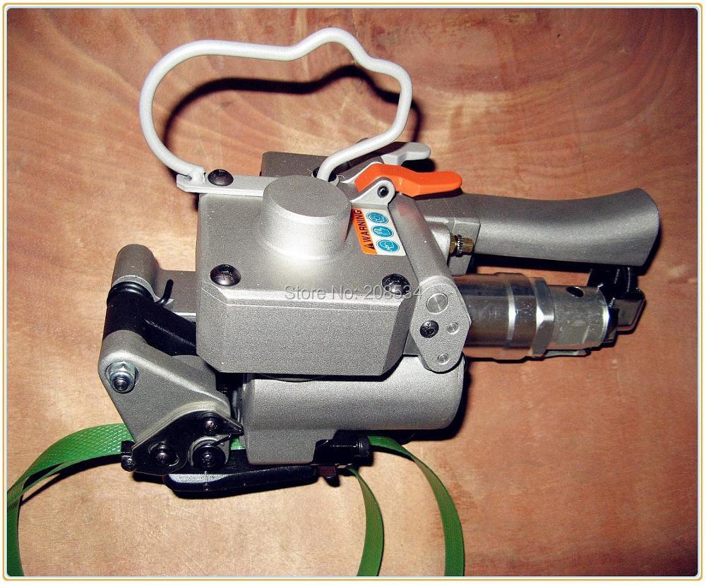 Pneumatyczne narzędzie do ręcznego spinania taśm o dużym - Elektronarzędzia - Zdjęcie 5