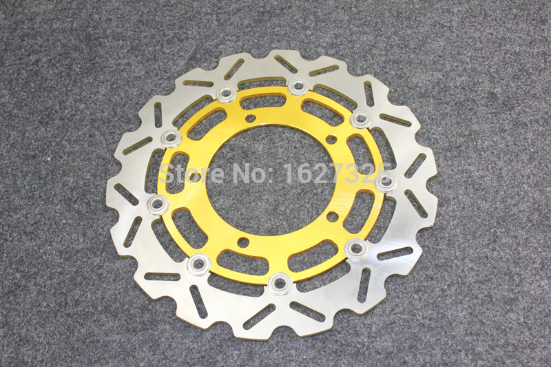 цены Brand new Motorcycle Rear Brake Disc Rotors For SUZUKI GS500 89-08/GSR600 06-08/RF 900 94-98 Universel