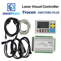 Smartrayc Trocen Anywells AWC708C PLUS Co2 Laser Controller System for Laser Cutter Engraver Replace AWC608C