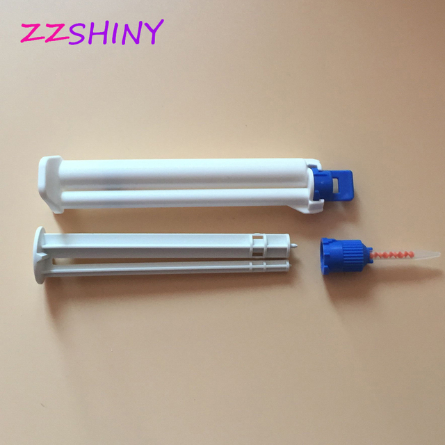 Free shipping (20 pieces/lot ) professional dental bleaching dual syringe teeth whitening 35% hydrogen peroxide gel
