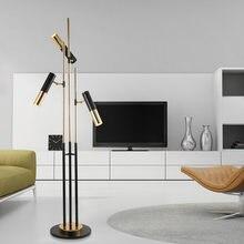 Напольная Лампа светодиодная для гостиной спальни скандинавского