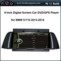 Car DVD/GPS player FOR BMW 5 series F10 (2013--2014) 10.2 inch