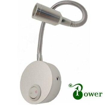 1 W LED 110 V 220 V 24 V 12 VOLT LAMPADA DA LETTURA1 W LED 110 V 220 V 24 V 12 VOLT LAMPADA DA LETTURA