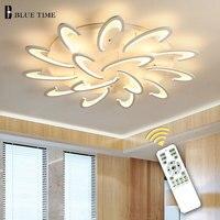 Modern LED Ceiling Light For Living Dining Room Bedroom Lustres Led Chandelier Ceiling Lamp lampara deco techo Lighting Fixtures