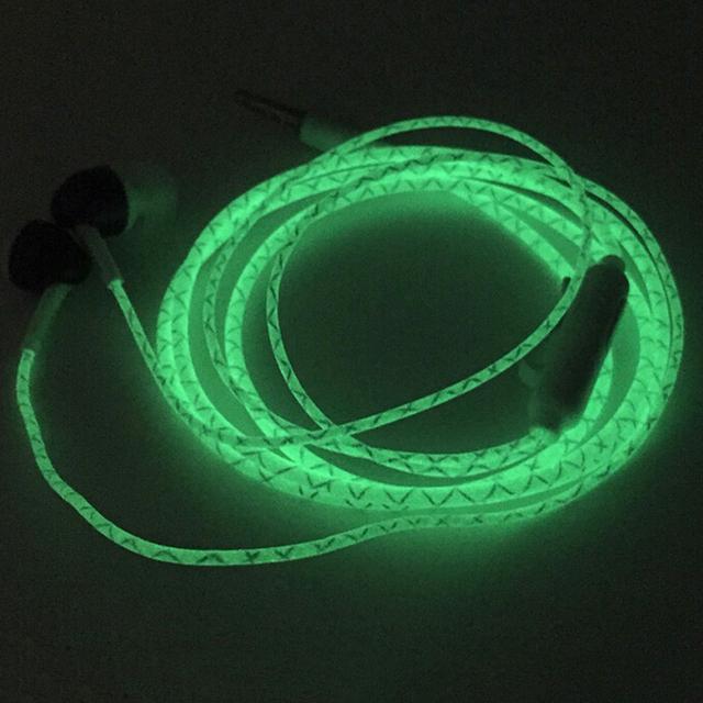 Exclusive Glowing Earphone