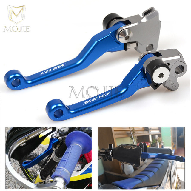 For Yamaha YZ 80 85 125 250 426 450 250F 250X 250FX 426F 450F 450FX F X FX WR 450 250 F R X CNC Pivot Brake Clutch Levers Dirt