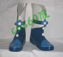 Pretty Cure Marine Cosplay Shoes Tailor-Made S008(China)