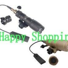 M300 светодиодный фонарик CREE Mini Scout 20 мм rail rifle scope mount для охоты