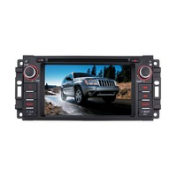 6.2 Inch Android 6.0 Car Multimedia Player For Jeep Commander 2008-2010 Without DVD Car Stereo