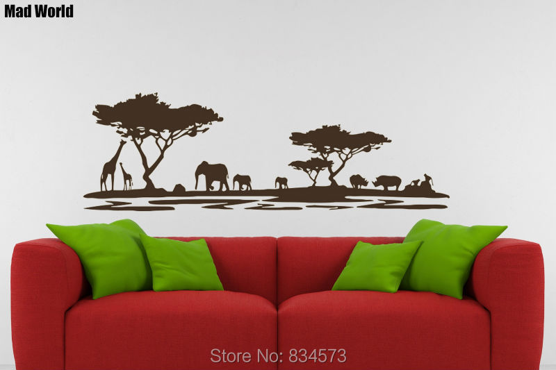 Safari Wall Art popular safari wall art-buy cheap safari wall art lots from china