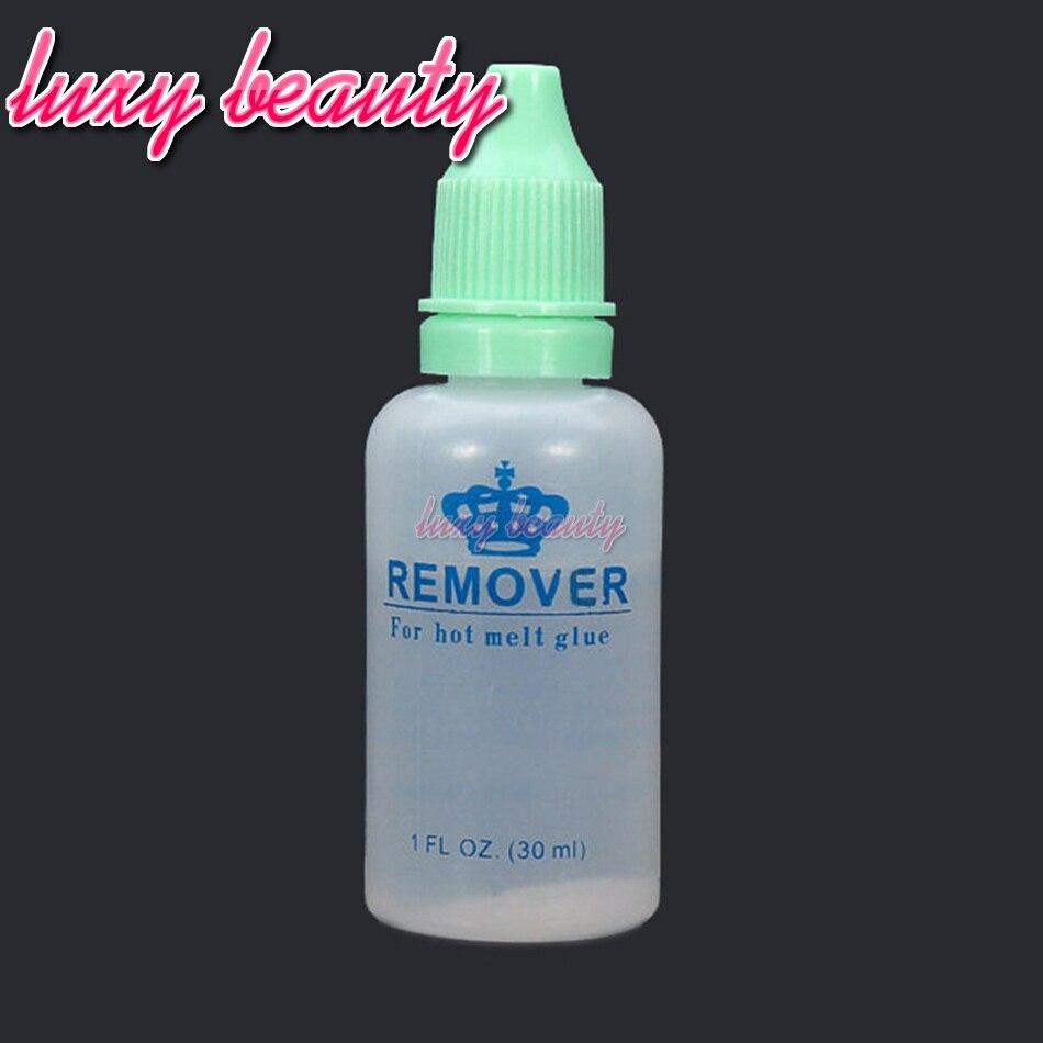 Hot Melt Glue Remover 1 Bottle Fusion Keratin Hair ...