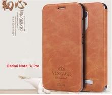 For Xiaomi Redmi Note 3 Pro case MOFi Xiomi Redmi Note3 case cover back cover 16gb 32gb phone cases coque housing 5.5