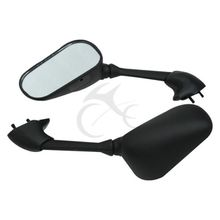 Left Right Pair Rear View Mirrors For Yamaha 2001 2002 2003 YZF R1 YZF-R1 YZF-R6