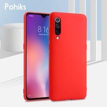 Fashion Phone Case for Xiaomi Mi 9 SE 8 lite  Redmi Note 7 Shockproof Soft Silicone Back Cover